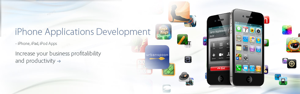 iPhone, iPad, iPod Apps Development